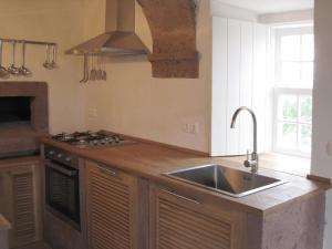 A cozinha ou kitchenette de Casa Boavista
