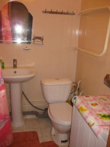Ванная комната в Apartment Na Stroiteley 66