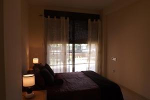 Letto o letti in una camera di Apartment in Mijas Costa 101182