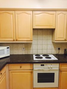 Küche/Küchenzeile in der Unterkunft Hestia Travel London