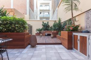 Lobby/Rezeption in der Unterkunft Sunny Flat
