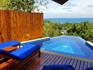 The swimming pool at or near The Place Luxury Boutique Villas