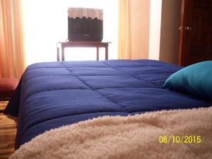 Una habitación en Apart Cusco Colibry Kennedy B