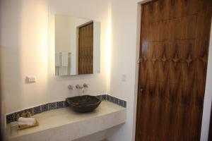 Un baño de Casa KanKin