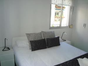 A seating area at Apartamento El Hechizo