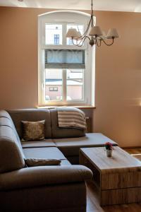 Część wypoczynkowa w obiekcie Apartament Pszczyna Centrum