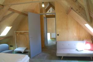 A room at Klein Dubbelland