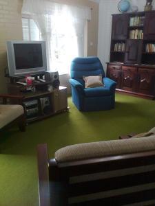 La sala de estar o bar de Estalagem Colling
