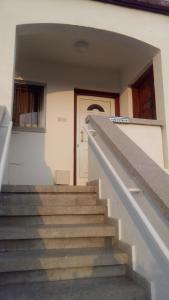 Балкон или терраса в Sandy Beach Apartment 26
