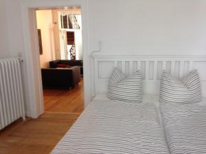 Ein Bett oder Betten in einem Zimmer der Unterkunft Villa 1912