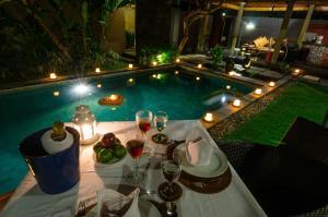 The swimming pool at or near Imani Villas