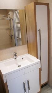A bathroom at paNOORama appartementen