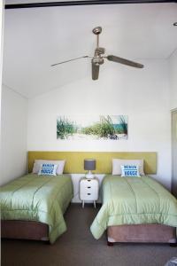 A room at Asanti Agnes Water Surfing Beach