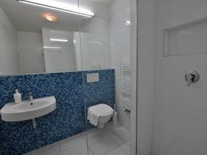 Ein Badezimmer in der Unterkunft Central Spot Prague Apartments