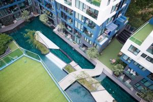 A view of the pool at Acqua Condominium By Mr.Butler or nearby