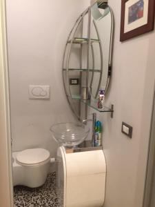 Een badkamer bij Piazzetta 470