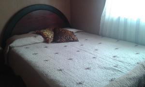 Una habitación en Apart Oriana Puerto Montt