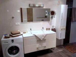 Ein Badezimmer in der Unterkunft Apart Mahdia