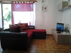 Lounge oder Bar in der Unterkunft Holiday Home Casa Stefi
