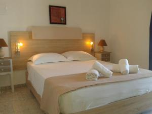 A room at Hotel Petras Beach