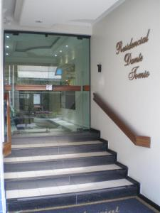 The lobby or reception area at Apartamento Dante Tomio