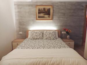 A room at Nido nelle Dolomiti Apartment