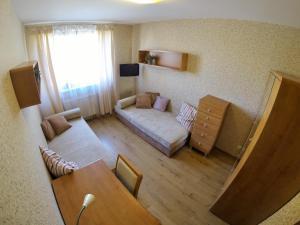 Гостиная зона в Apartament w Gdańsku