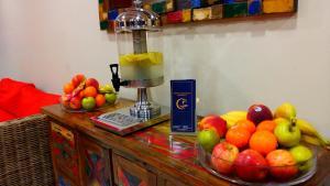 Coffee and tea-making facilities at Dorado Eagle Beach Hotel