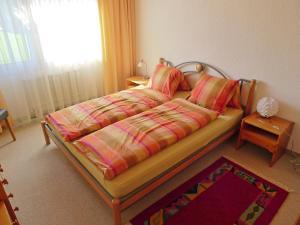 Ein Zimmer in der Unterkunft Apartment Parkhotel Arvenbühl.3