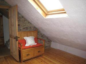 A bed or beds in a room at Holiday Home Glenhouse