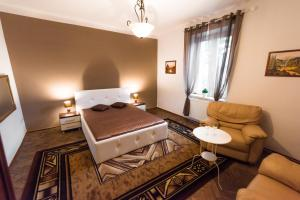 A room at Old Town Krakow Apartments