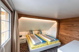 Ein Zimmer in der Unterkunft Hof Mazenau