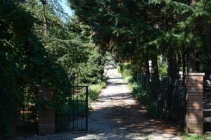 Jardín al aire libre en I poggi