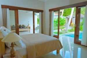 A room at Villa Padma Ubud