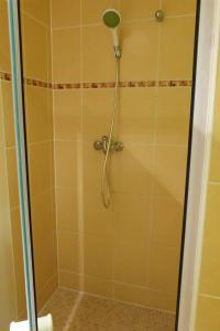Koupelna v ubytování Apartmán Susice
