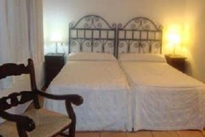 A room at Casa Rural Sierra Alta