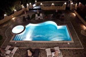 The swimming pool at or near Diwani Luxury Villas