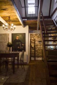 Lounge nebo bar v ubytování Apartmany Antico