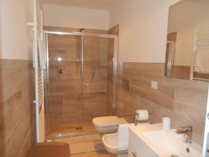 Kupatilo u objektu Da Vinci 35