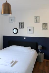 Ein Zimmer in der Unterkunft Aramis Studio Hotel