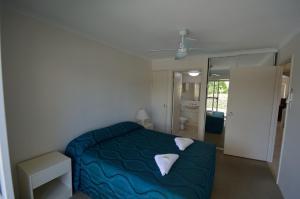 A room at Aloha Lane Holiday Apartments