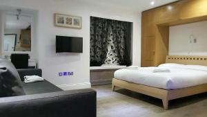 A room at Imperial Court Suites