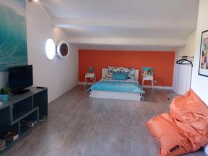 A room at Marseille et sa Campagne Chic
