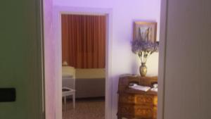 Area soggiorno di Casa Marina