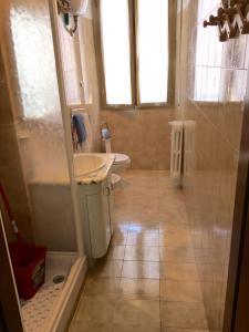 Een badkamer bij Roma Giovane