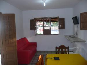The lounge or bar area at Privê Village Maragogi