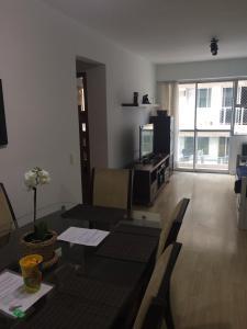 Posezení v ubytování Rio´s Apart