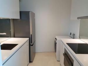 A kitchen or kitchenette at Vortex KLCC
