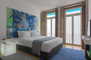 A room at Chiado Arty Flats