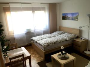 Pokoj v ubytování Arcaden Apartment